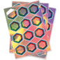 Holographic sheet label product icon